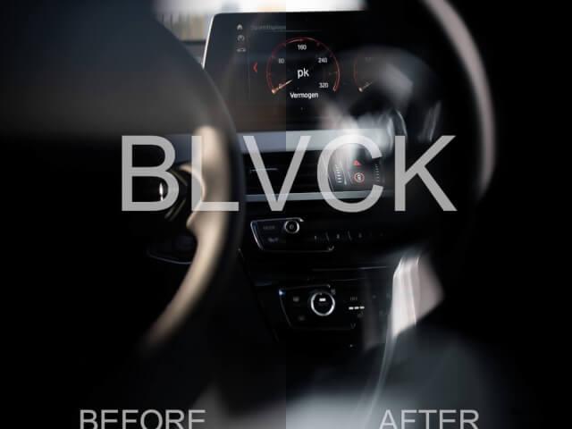 BLVCK 2 IN 1