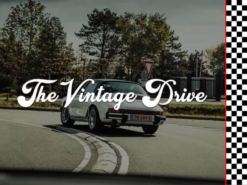 The Vintage Drive   website
